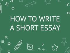 How to write an abstract for internship report 2017